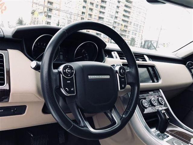 2015 Land Rover Range Rover Sport V6 SE (Stk: R006) in Richmond Hill - Image 12 of 22