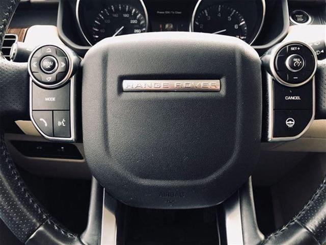 2015 Land Rover Range Rover Sport V6 SE (Stk: R006) in Richmond Hill - Image 14 of 22