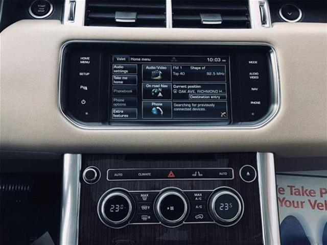 2015 Land Rover Range Rover Sport V6 SE (Stk: R006) in Richmond Hill - Image 16 of 22