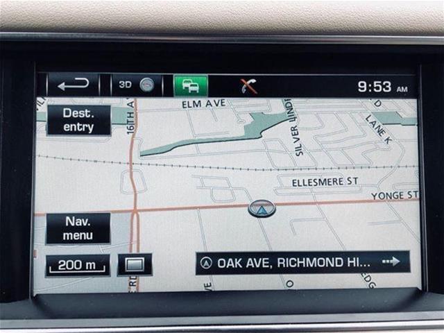 2015 Land Rover Range Rover Sport V6 SE (Stk: R006) in Richmond Hill - Image 17 of 22