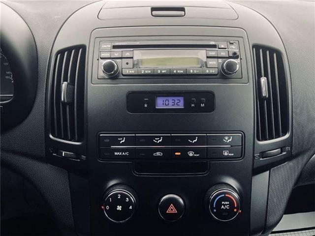2010 Hyundai Elantra Touring GL (Stk: 2187A) in Richmond Hill - Image 10 of 17