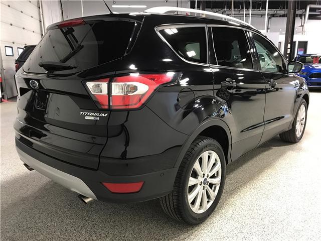 2017 Ford Escape Titanium (Stk: B11535) in Calgary - Image 2 of 12