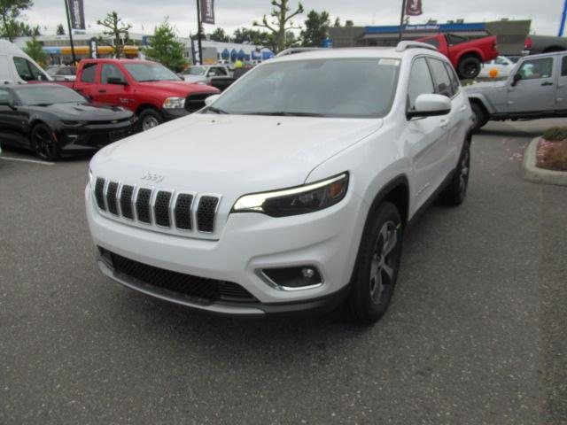 2019 Jeep Cherokee Limited (Stk: K188026) in Surrey - Image 2 of 16