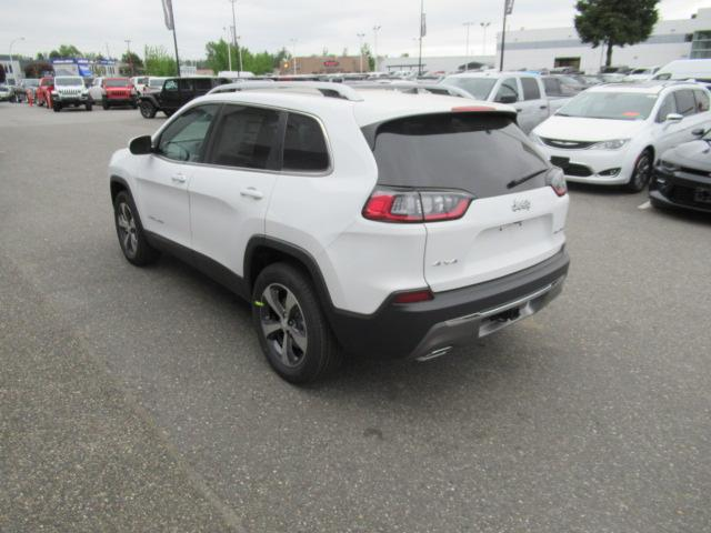 2019 Jeep Cherokee Limited (Stk: K188026) in Surrey - Image 3 of 16