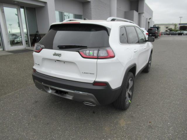 2019 Jeep Cherokee Limited (Stk: K188026) in Surrey - Image 4 of 16