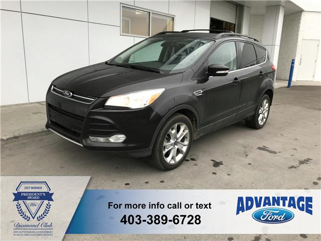 2013 Ford Escape SEL (Stk: 5203A) in Calgary - Image 1 of 10