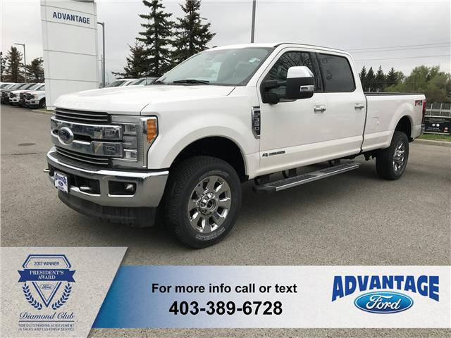 2018 Ford F-350 Lariat (Stk: J-221) in Calgary - Image 1 of 6
