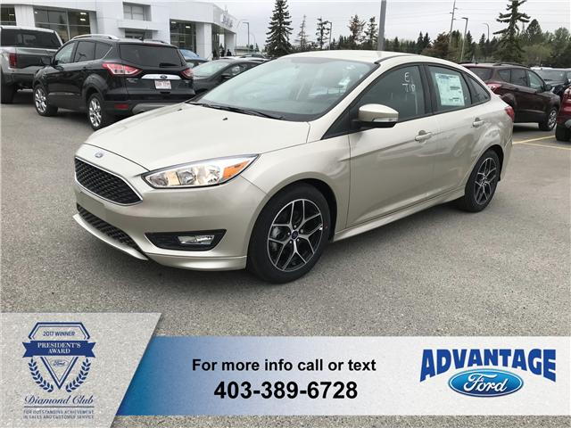 2018 Ford Focus SE (Stk: J-287) in Calgary - Image 1 of 5
