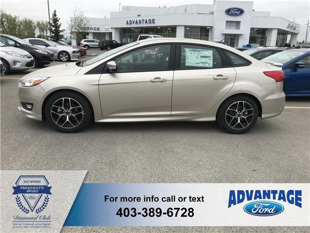 2018 Ford Focus SE (Stk: J-287) in Calgary - Image 2 of 5