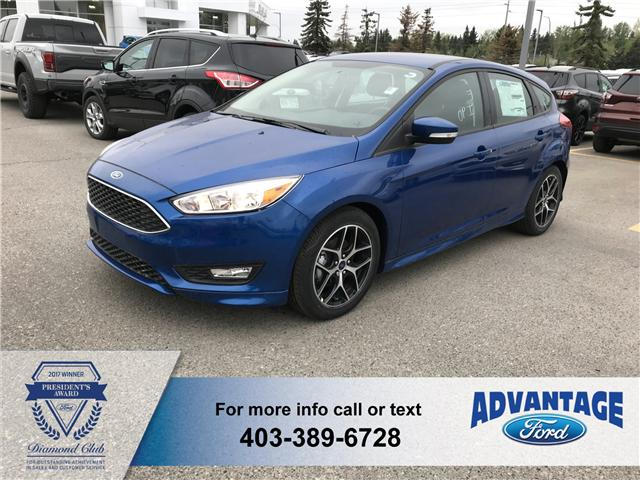 2018 Ford Focus SE (Stk: J-288) in Calgary - Image 1 of 5