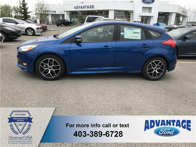 2018 Ford Focus SE (Stk: J-288) in Calgary - Image 2 of 5