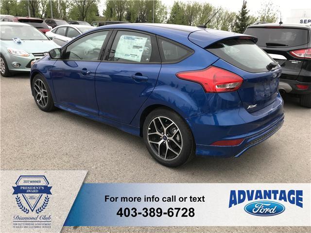 2018 Ford Focus SE (Stk: J-288) in Calgary - Image 3 of 5