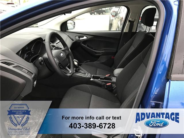 2018 Ford Focus SE (Stk: J-288) in Calgary - Image 5 of 5
