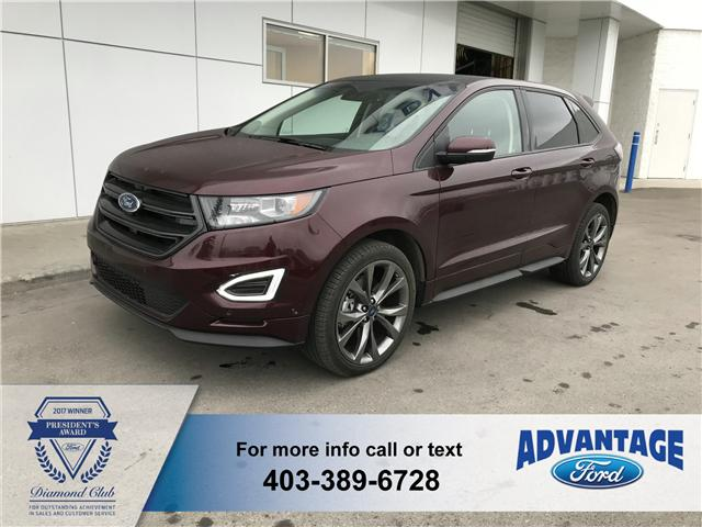 2017 Ford Edge Sport (Stk: J-315A) in Calgary - Image 1 of 10