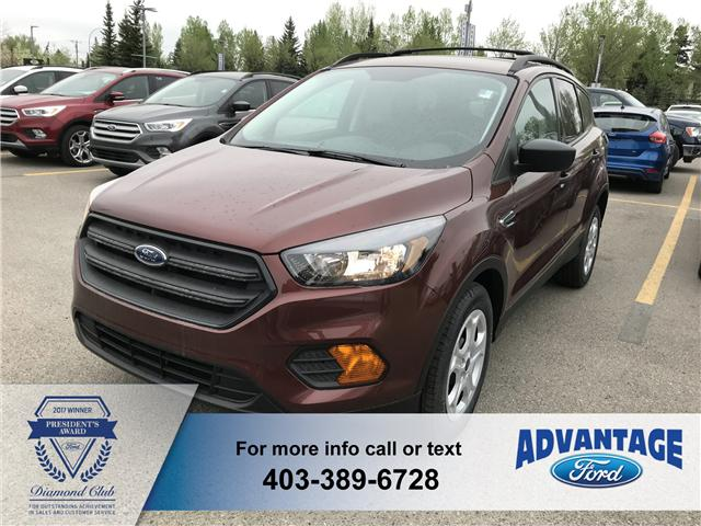 2018 Ford Escape S (Stk: J-452) in Calgary - Image 1 of 5