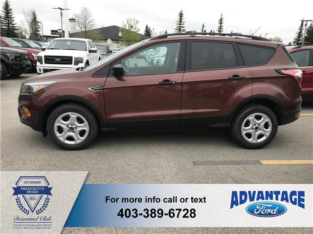 2018 Ford Escape S (Stk: J-452) in Calgary - Image 2 of 5