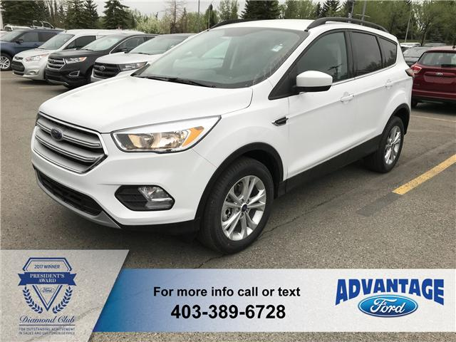 2018 Ford Escape SE (Stk: J-700) in Calgary - Image 1 of 5