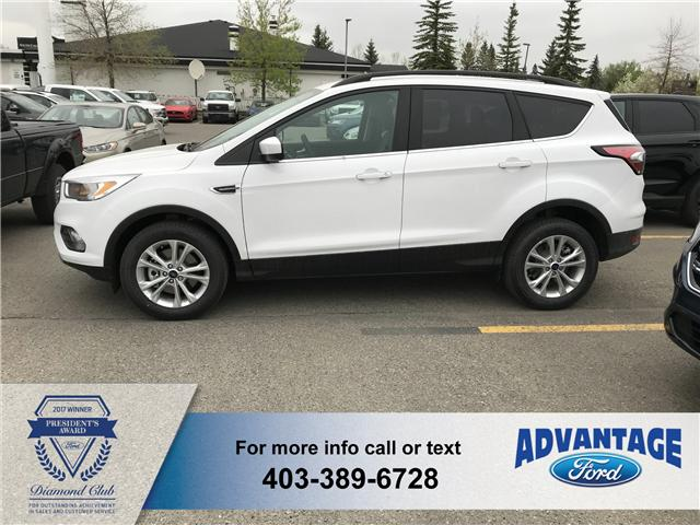 2018 Ford Escape SE (Stk: J-700) in Calgary - Image 2 of 5