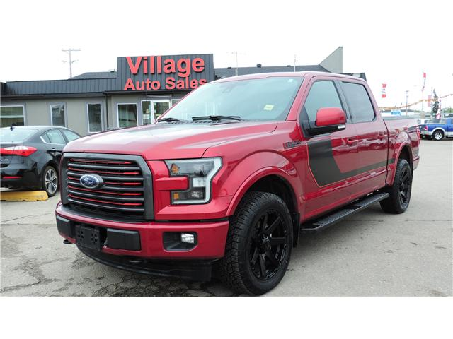 2017 Ford F-150 Lariat (Stk: P35203) in Saskatoon - Image 1 of 24