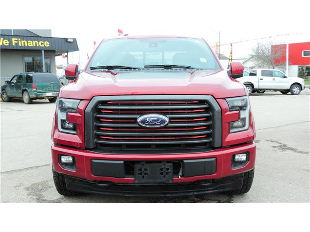 2017 Ford F-150 Lariat (Stk: P35203) in Saskatoon - Image 2 of 24
