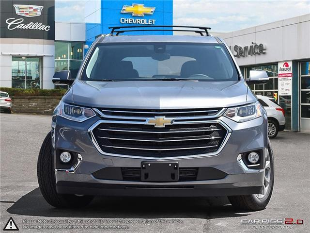 2018 Chevrolet Traverse Premier (Stk: 2891704) in Toronto - Image 2 of 28