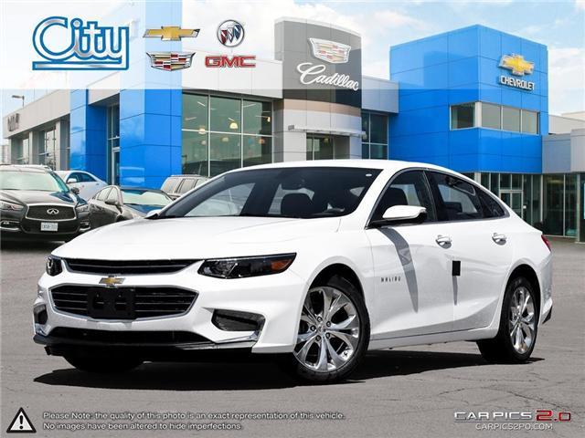 2018 Chevrolet Malibu Premier (Stk: 2837780) in Toronto - Image 1 of 27