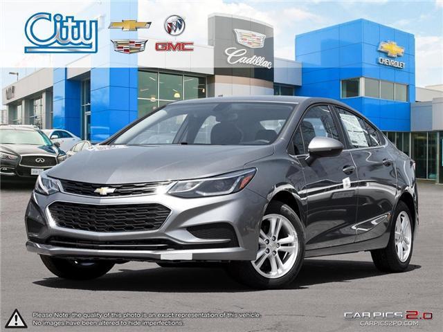 2018 Chevrolet Cruze LT Auto (Stk: 2829276) in Toronto - Image 1 of 27