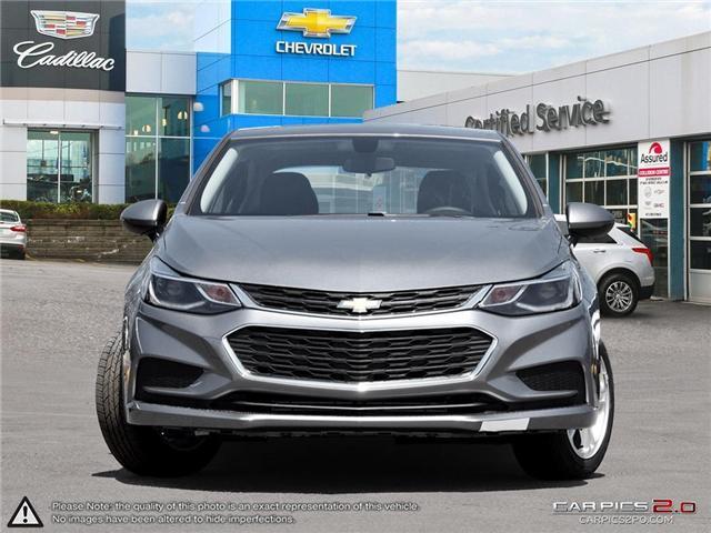 2018 Chevrolet Cruze LT Auto (Stk: 2829276) in Toronto - Image 2 of 27