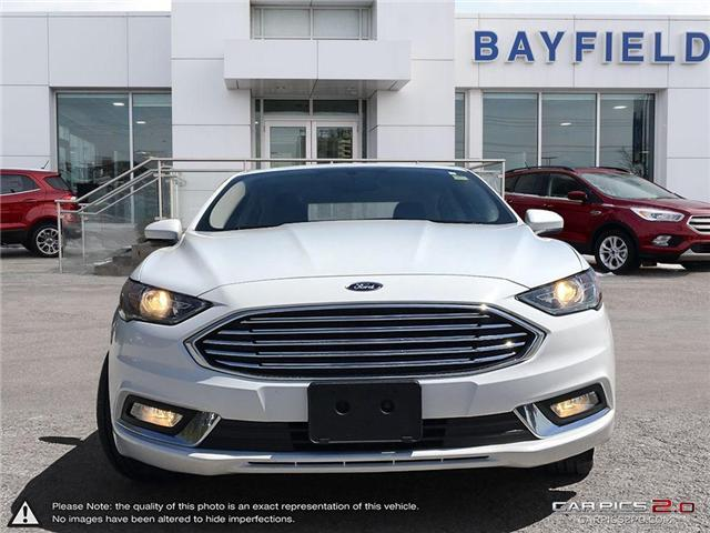 2017 Ford Fusion SE (Stk: P8420) in Barrie - Image 2 of 24