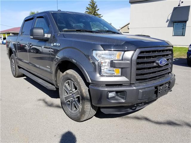 2016 Ford F-150 Lariat (Stk: ) in Kemptville - Image 1 of 16
