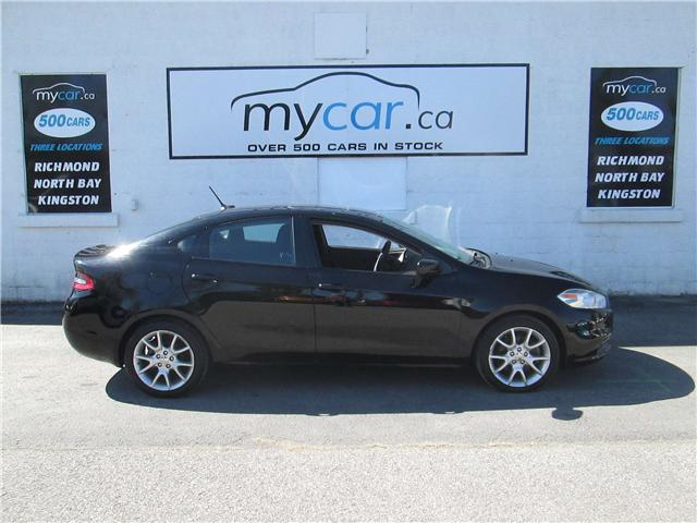 2013 Dodge Dart SXT/Rallye (Stk: 180423) in North Bay - Image 1 of 14