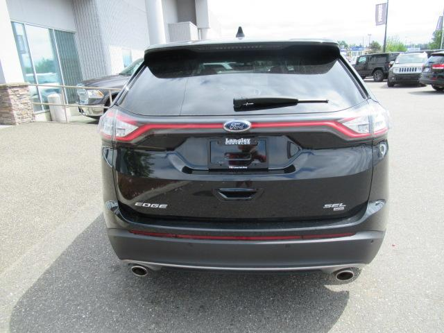 2016 Ford Edge SEL (Stk: EE891810) in Surrey - Image 6 of 26