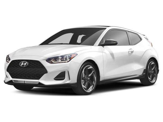 2019 Hyundai Veloster  (Stk: 001787) in Whitby - Image 1 of 2