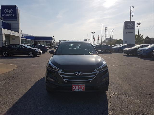 2017 Hyundai Tucson Base (Stk: 26874A) in Scarborough - Image 2 of 11