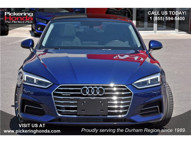 2018 Audi A5 2.0T Technik (Stk: T448A) in Pickering - Image 2 of 28