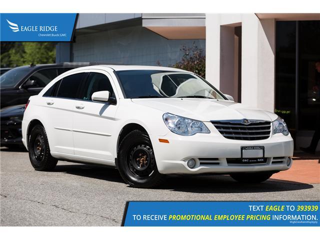 2010 Chrysler Sebring Touring (Stk: 108556) in Coquitlam - Image 1 of 15