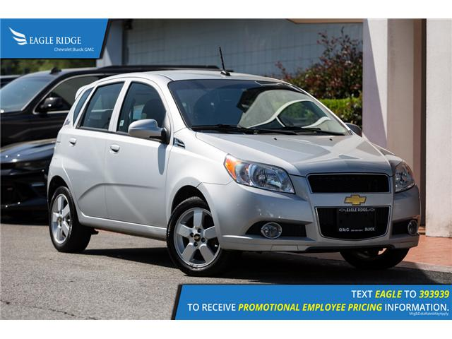 2011 Chevrolet Aveo  (Stk: 118602) in Coquitlam - Image 1 of 16