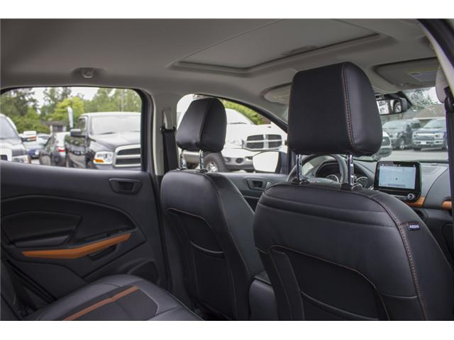 2018 Ford EcoSport SES (Stk: 8EC7144) in Surrey - Image 15 of 27