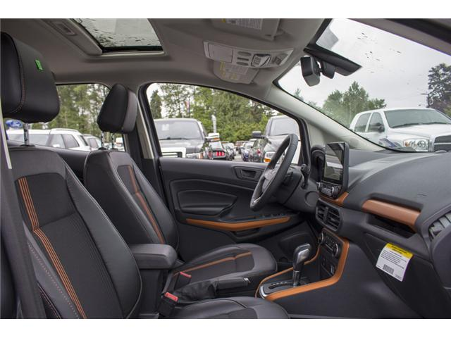 2018 Ford EcoSport SES (Stk: 8EC7144) in Surrey - Image 16 of 27