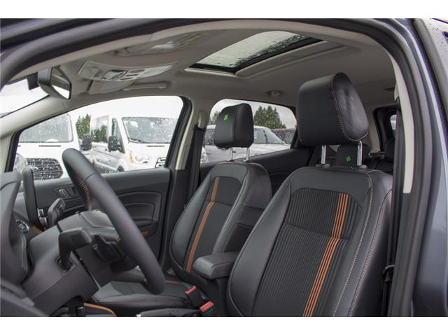 2018 Ford EcoSport SES (Stk: 8EC7144) in Surrey - Image 17 of 27