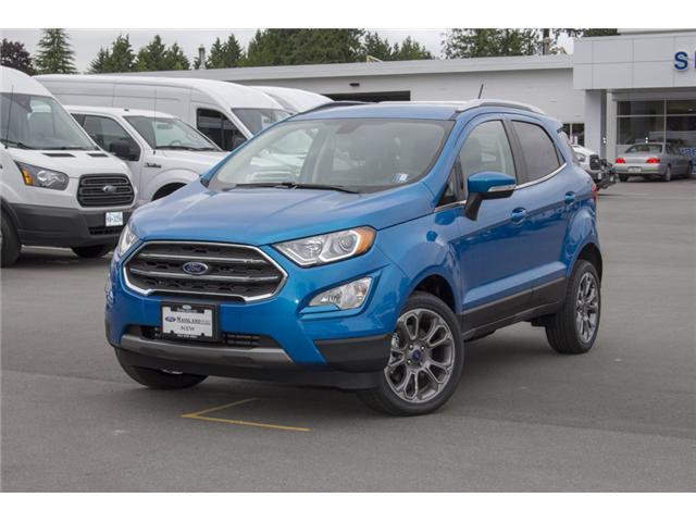 2018 Ford EcoSport Titanium (Stk: 8EC7176) in Surrey - Image 3 of 29