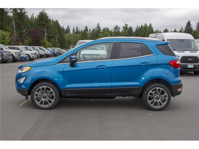 2018 Ford EcoSport Titanium (Stk: 8EC7176) in Vancouver - Image 4 of 29