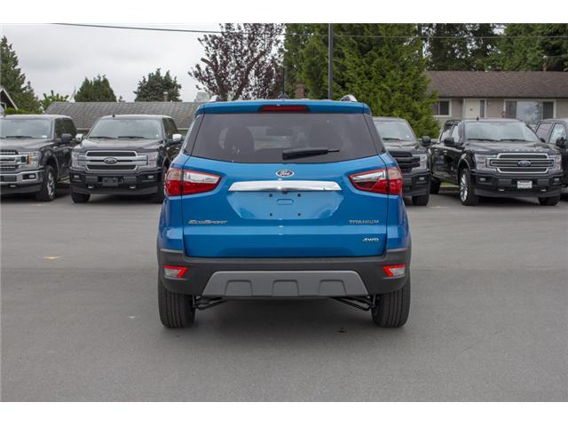 2018 Ford EcoSport Titanium (Stk: 8EC7176) in Vancouver - Image 6 of 29