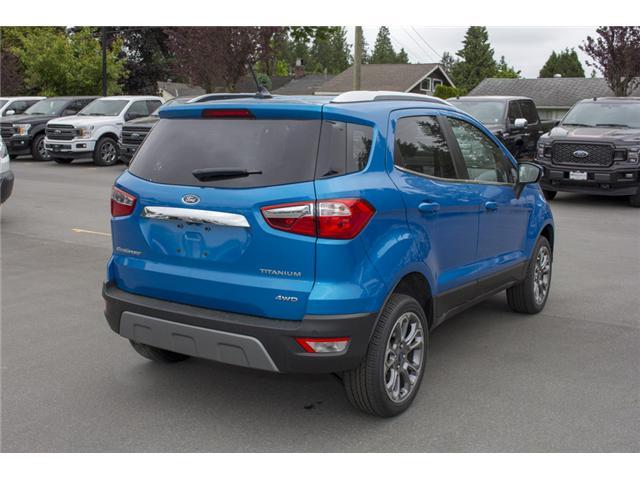 2018 Ford EcoSport Titanium (Stk: 8EC7176) in Surrey - Image 7 of 29