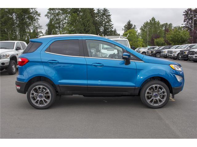 2018 Ford EcoSport Titanium (Stk: 8EC7176) in Vancouver - Image 8 of 29