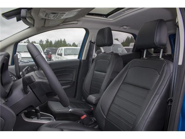 2018 Ford EcoSport Titanium (Stk: 8EC7176) in Surrey - Image 10 of 29