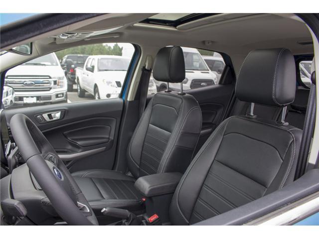 2018 Ford EcoSport Titanium (Stk: 8EC7176) in Surrey - Image 11 of 29