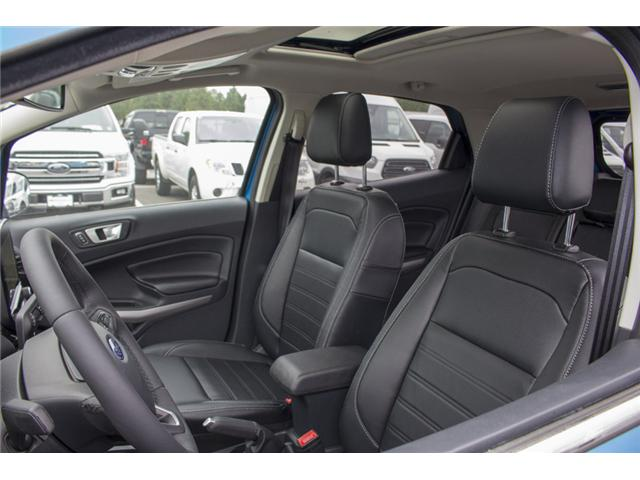 2018 Ford EcoSport Titanium (Stk: 8EC7176) in Vancouver - Image 11 of 29