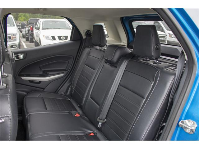 2018 Ford EcoSport Titanium (Stk: 8EC7176) in Vancouver - Image 13 of 29