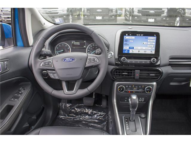 2018 Ford EcoSport Titanium (Stk: 8EC7176) in Vancouver - Image 14 of 29
